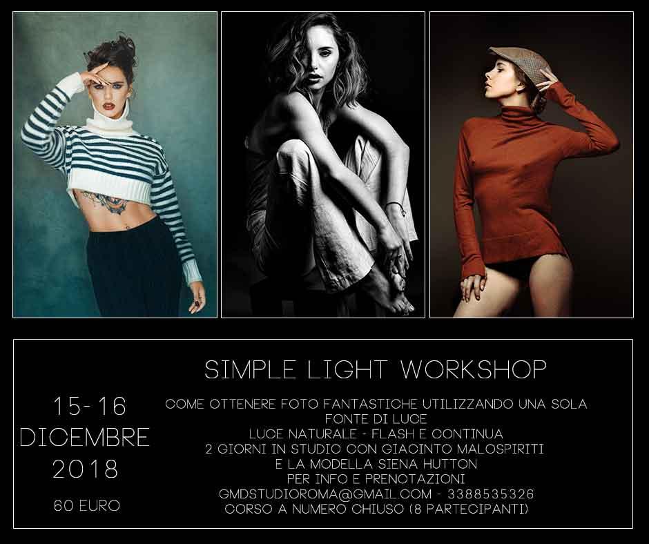 Workshop One Light