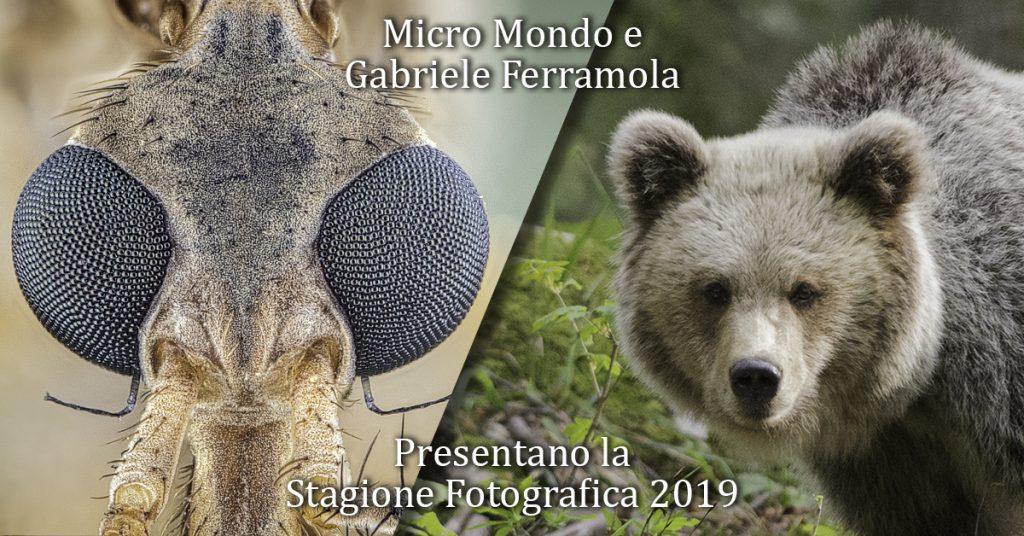 Evento Stagione fotografica 2019